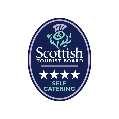 Carden-Awards-Scottish Tourist Board 4 Stars Logo