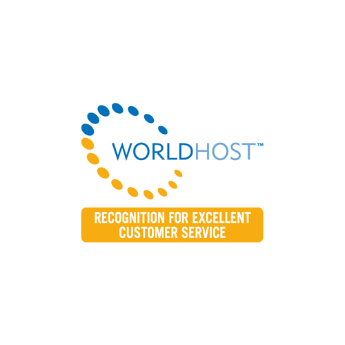 Carden Awards World Host Logo