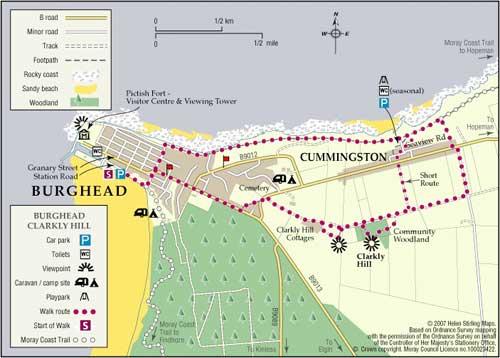Great Walks - Clarkly Hill Circular