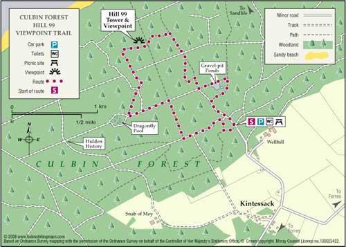 Great Walks - Culbin Forest