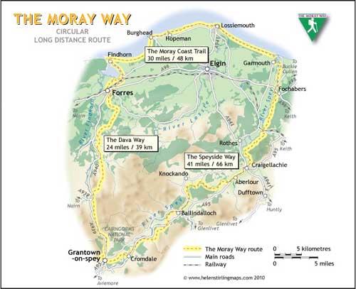 Great Walks - The Moray Way
