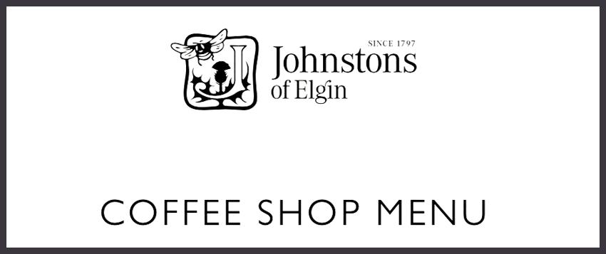 Johnstons Of Elgin Menu