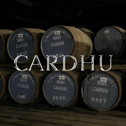 Malt Whisky Trail - Cardhu