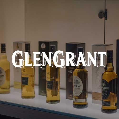 Malt Whisky Trail - Glen Grant