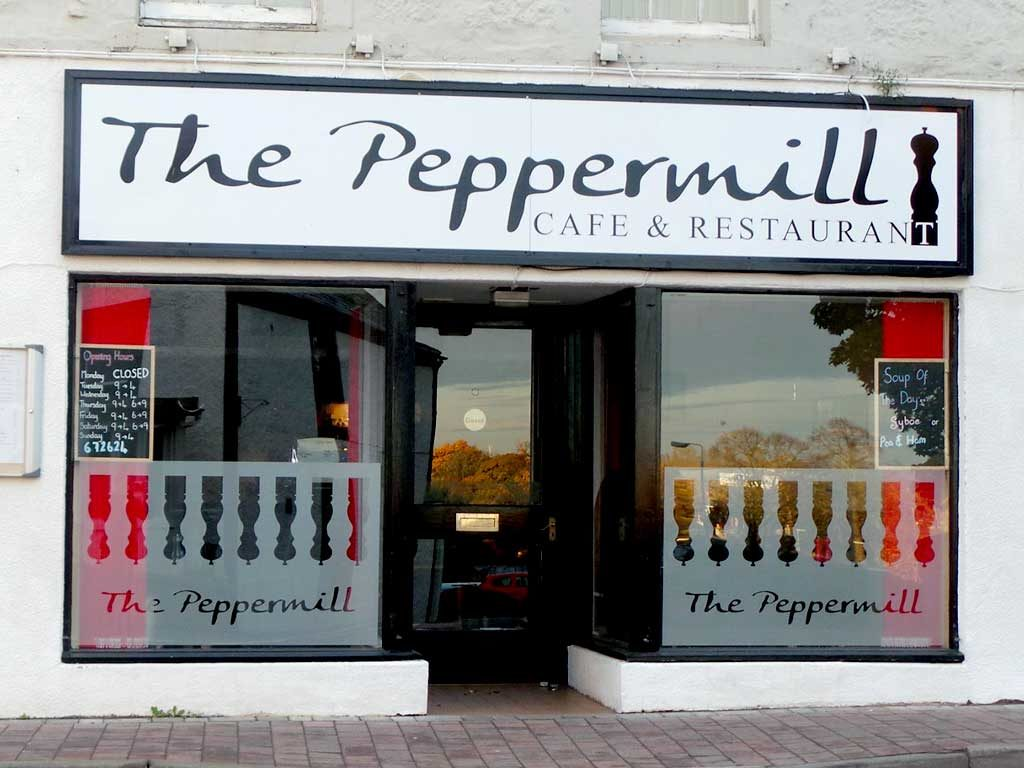 Carden - The Peppermill, Forres