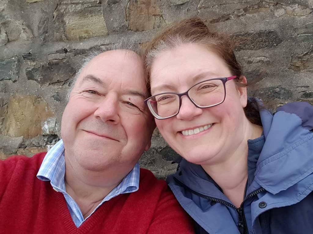 About Carden - Your Hosts, Paul & Debbie