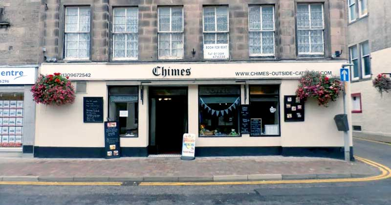 Chimes in Forres