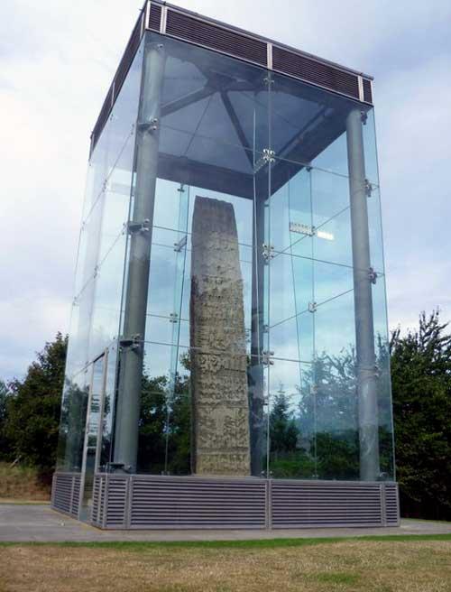 Sueno's Stone in Forres